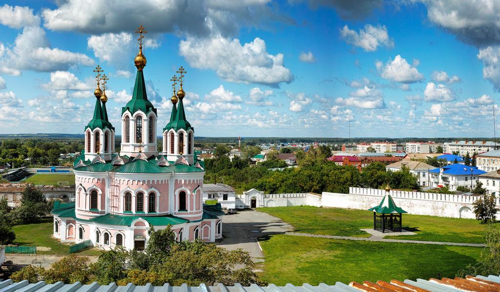 далматовский монастырь картинки видите, создать зимний