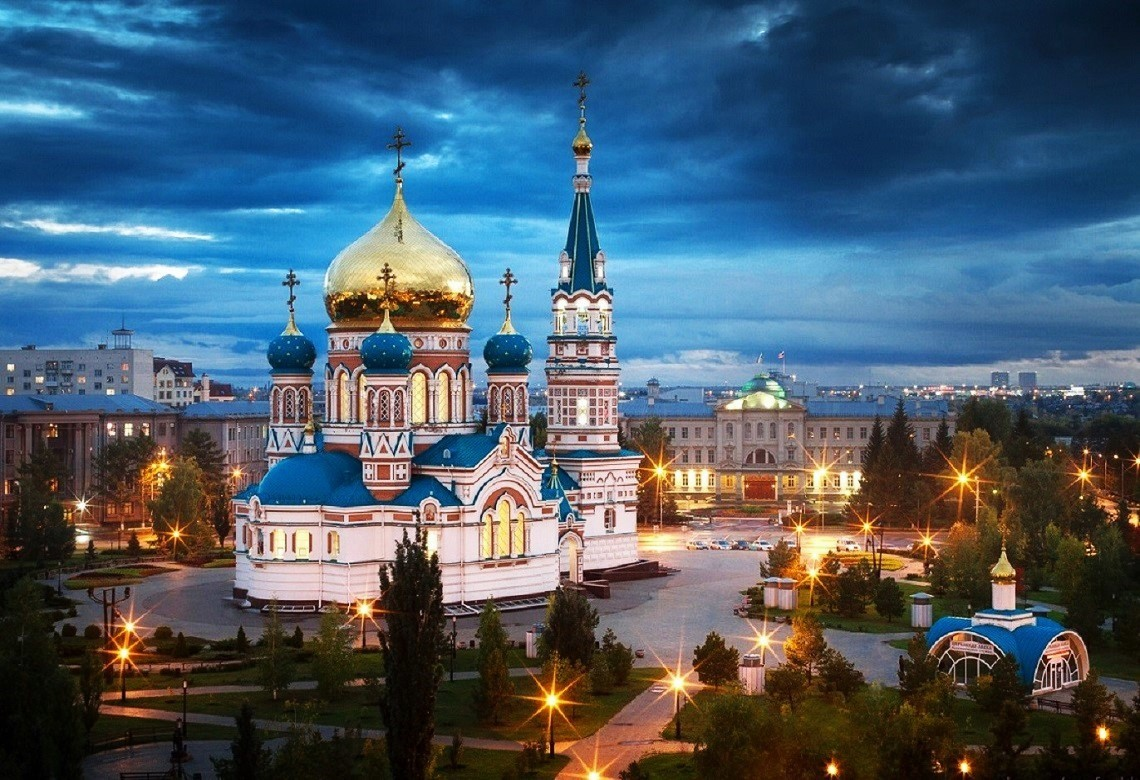 Фотографии города омска