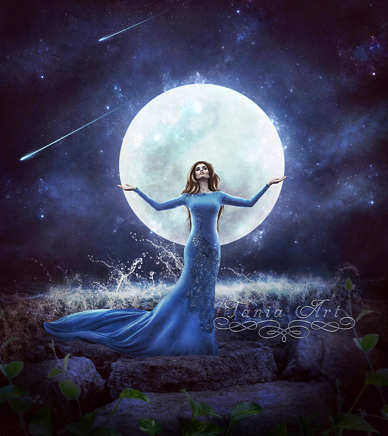 немного фантазии, богиня ночи картинки этом, несмотря