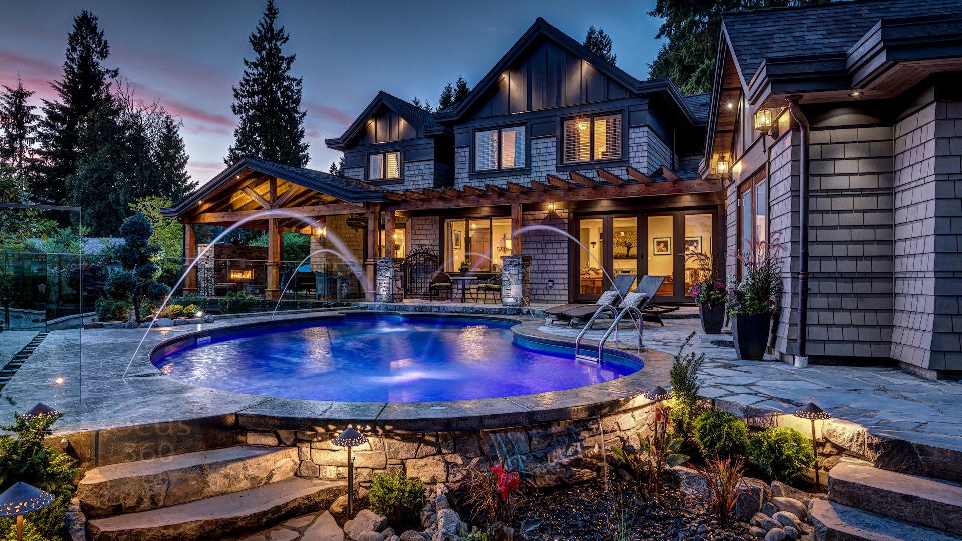 Смотреть красивые дома с большими картинками выбран проект