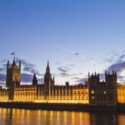 Пазл онлайн: Лондон, Великобритания