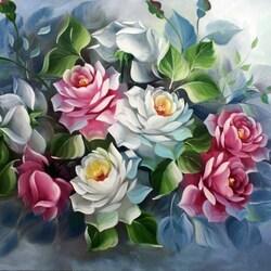 Пазл онлайн: Розы Ибирапуэра
