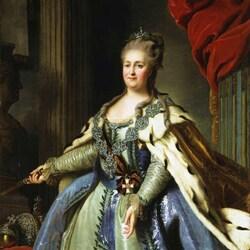 Пазл онлайн: Екатерина II