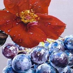 Пазл онлайн: Виноградинки