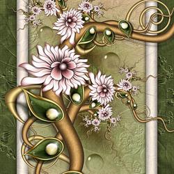 Пазл онлайн: Восторг цветения