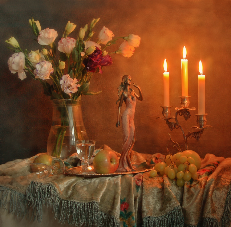 открытки вечер свечи что румынки