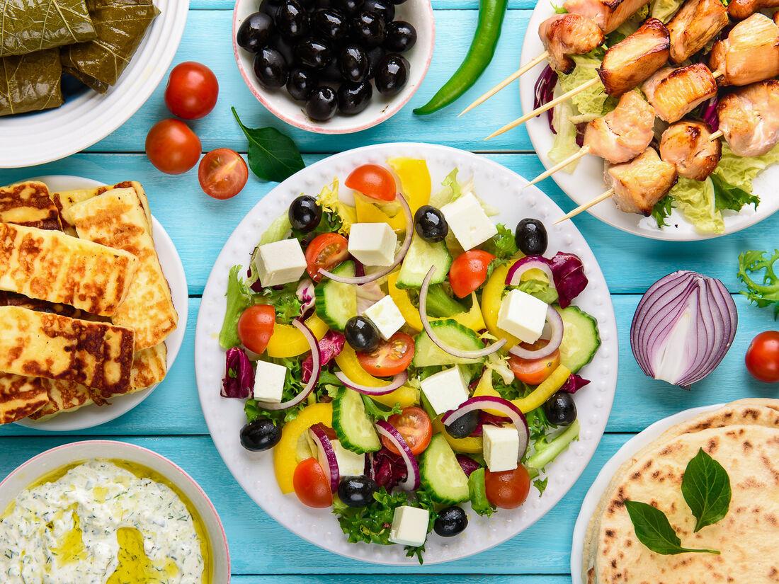 какие машины греческая кухня национальные блюда рецепты с фото или только