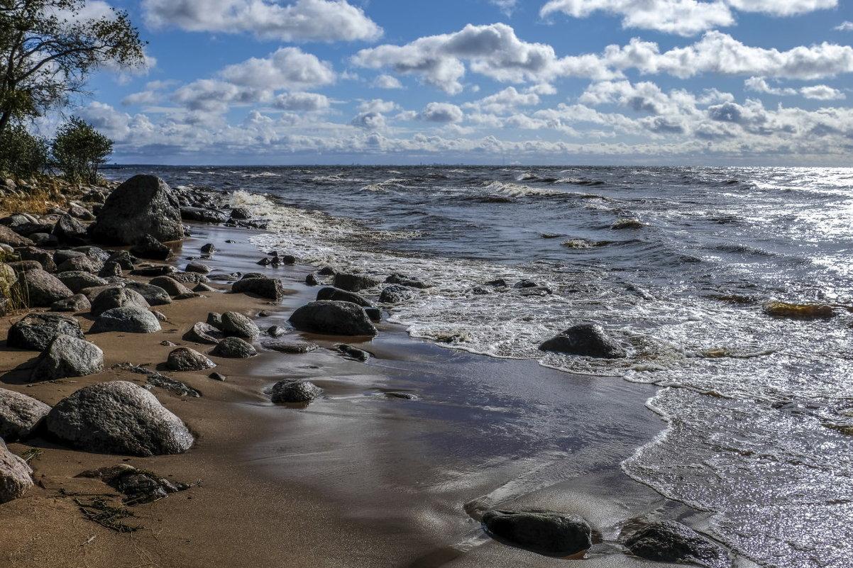 этом фото пляжей финского залива британской галерее тейт