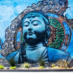 Пазл онлайн: Будда