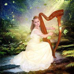 Пазл онлайн: Музыка природы