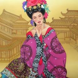 Пазл онлайн: Императрица Ву