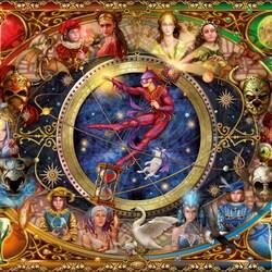 Пазл онлайн: Божественное наследие