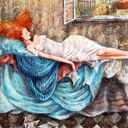 Пазл онлайн: «Письма к Элизе» - сказка о любви. Письмо №16