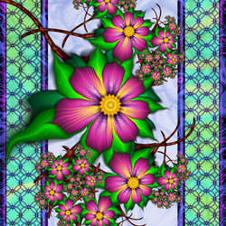 Пазл онлайн: Разговор о весне