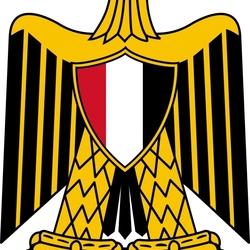 Пазл онлайн: Герб Египта