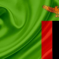 Пазл онлайн: Флаг Замбии