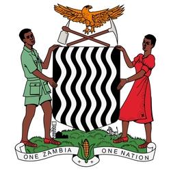 Пазл онлайн: Герб Замбии