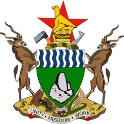 Пазл онлайн: Герб Зимбабве