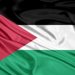 Пазл онлайн: Флаг Иордании