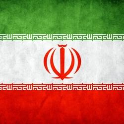 Пазл онлайн: Флаг Ирана