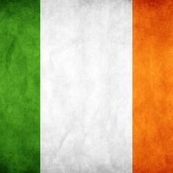 Пазл онлайн: Флаг Ирландии