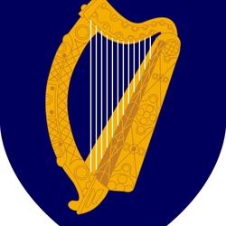 Пазл онлайн: Герб Ирландии