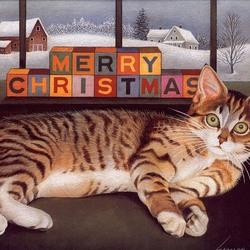 Пазл онлайн: Скоро Рождство