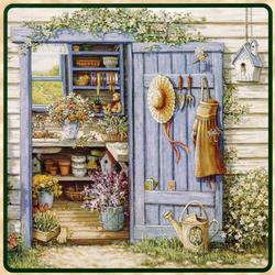 Пазл онлайн: Добро пожаловать в мой сад