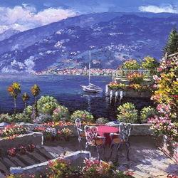 Пазл онлайн: Белладжо, Италия
