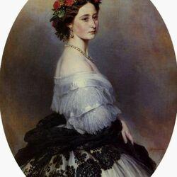 Пазл онлайн: Портрет великой герцогини  Алисы