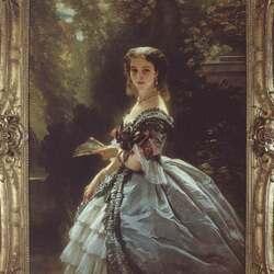 Пазл онлайн: Княгиня Елизавета Эсперовна Трубецкая