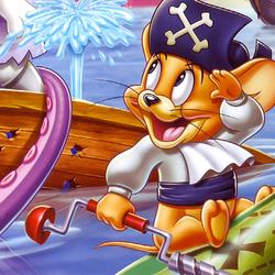 Пазл онлайн: Настоящий пират