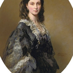Пазл онлайн: Елизавета Александровна Чернышова, княгиня Барятинская