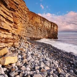 Пазл онлайн: Скалы и море