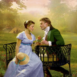 Пазл онлайн: Романтическая встреча
