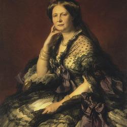 Пазл онлайн: Великая княгиня Елена Павловна