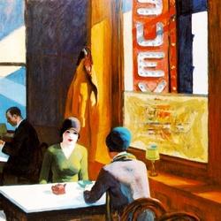Пазл онлайн: В кафе