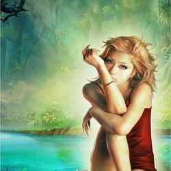 Пазл онлайн: Фея джунглей
