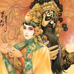Пазл онлайн: Восточная сказка
