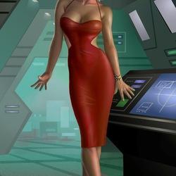 Пазл онлайн: Звездный крейсер Галактика Номер 6