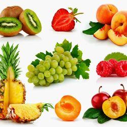 Пазл онлайн: Сочные плоды