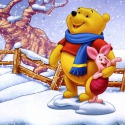 Пазл онлайн: Зима пришла!
