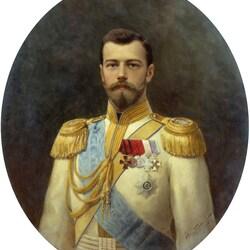 Пазл онлайн: Николай II