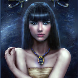 Пазл онлайн: Lapis lazuli / Ляпис-лазурь