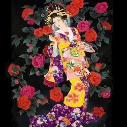 Пазл онлайн: Прекрасные Розы