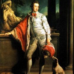 Пазл онлайн: Портрет Томаса Уильямса Коука,1770