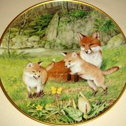Пазл онлайн: Времена года и животный мир
