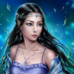 Пазл онлайн: Arwen
