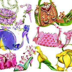 Пазл онлайн: Подарки для Феи Цветов