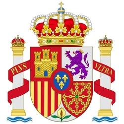 Пазл онлайн: Герб Испании